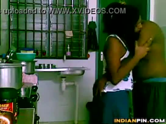 Indian amateur couple fucking in the kitchen