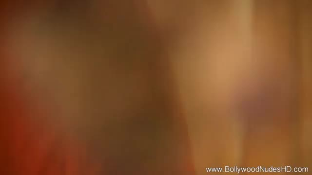 Brunette erotic dance from bollywood